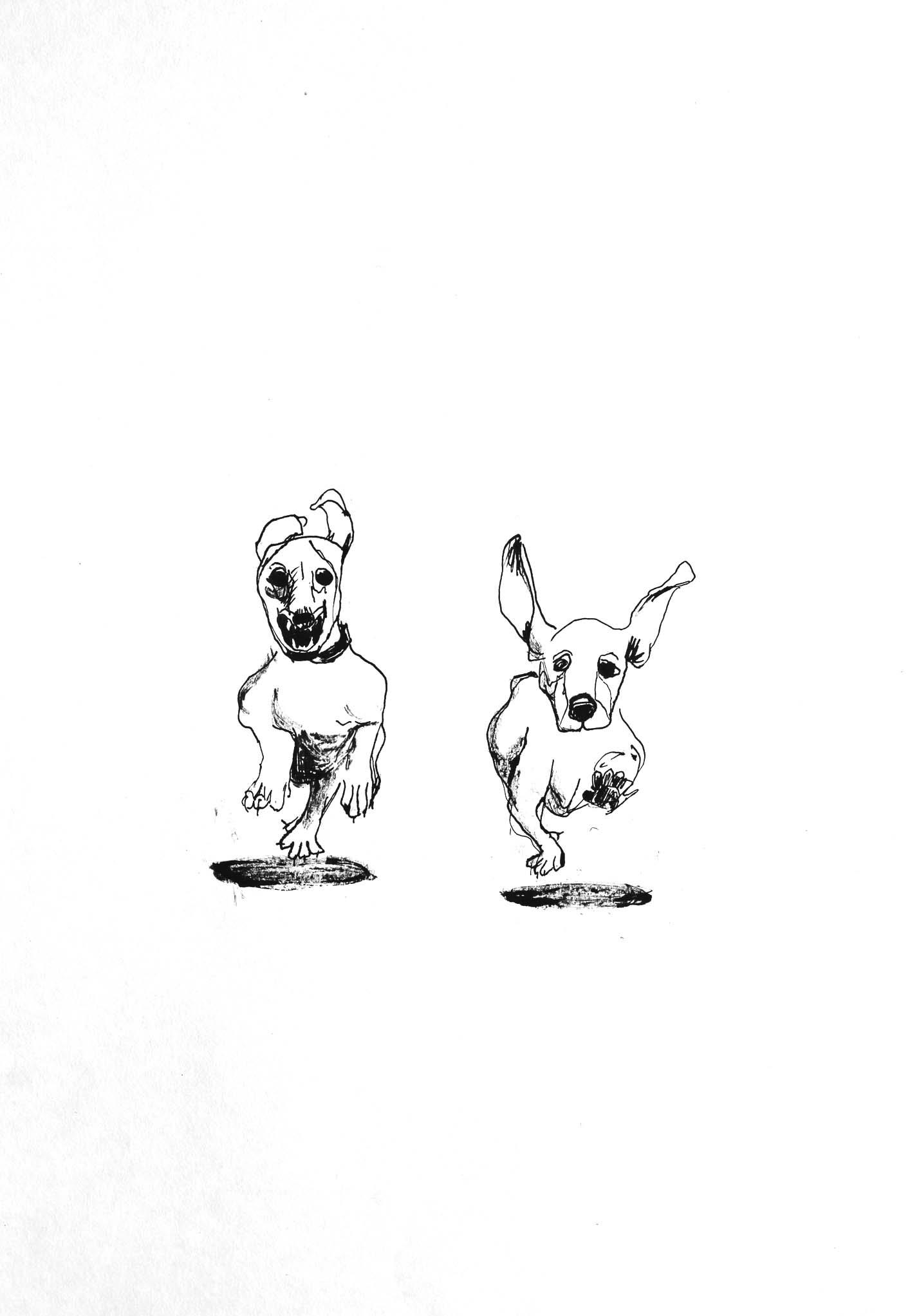Two Dogs III