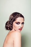 blow dry bar updo braid blow out hair salon spa baltimore downtown catonsville