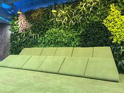 Open Area - Vertical Garden
