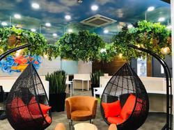 Lounge/Huddle Area