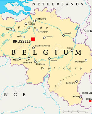 32518898-belgium-political-map-with-capi