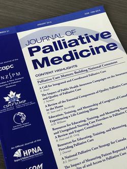 J of Palliative Medicine