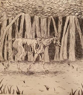 Dead Horse Walking