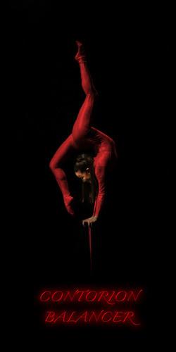 contortion balance
