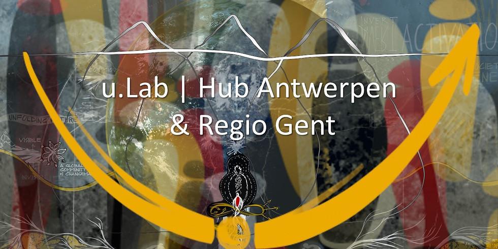 u.lab HUB Antwerpen & Regio Gent – infoavond