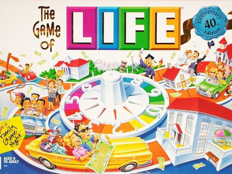 Changing the Game of Life