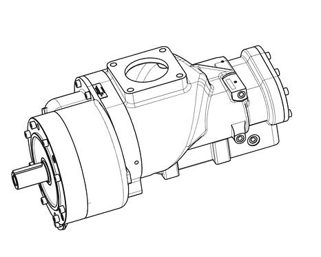 Винтовой блок CF90LG5