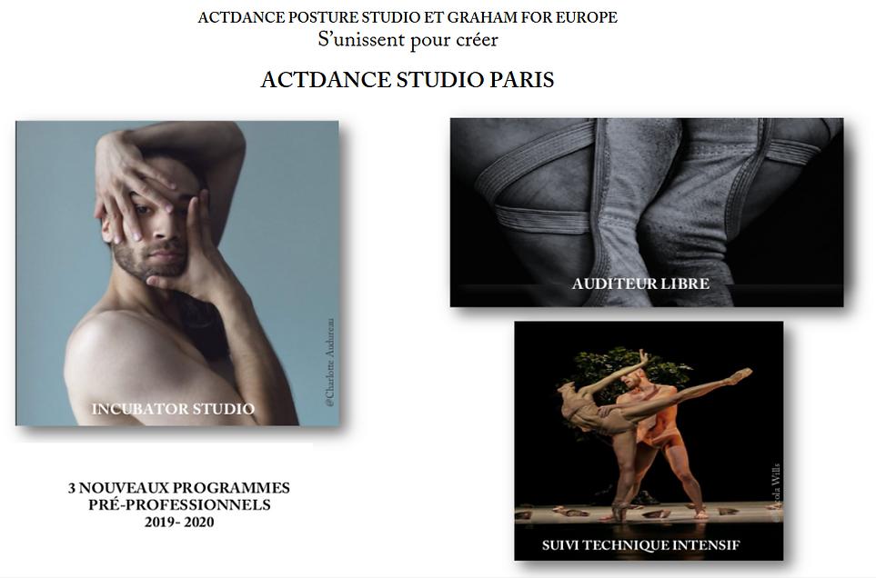ActDance Studio Paris Affiche.png