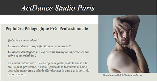ActDance Studio Paris