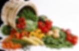 Paniers bio,  légumes frais, légumes locaux, légumes biologiques