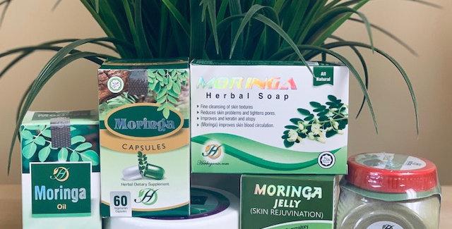 Moringa Immune Boosting Package 1