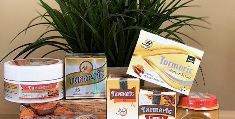 Turmeric Essentials Package 1