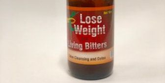 Lose Weight Bitter 16oz