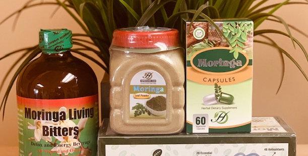Moringa Immune Boosting Package 2