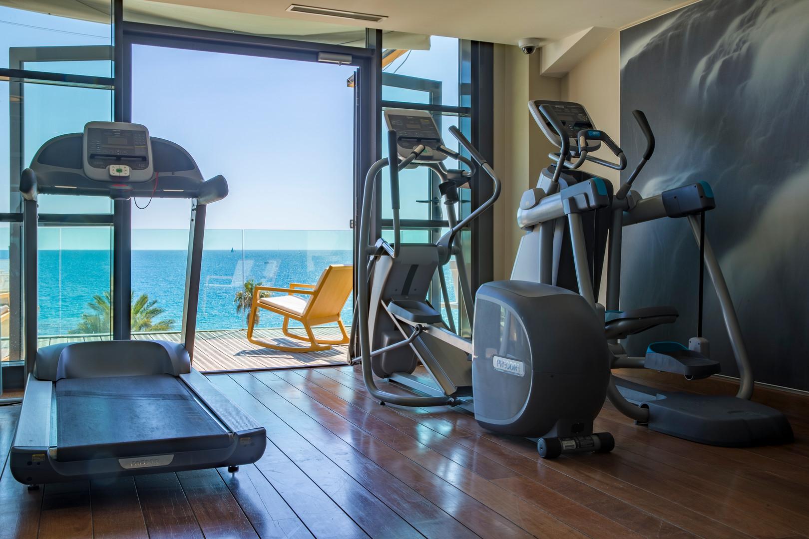 Thermes Marins de Cannes - Salle de Fitness