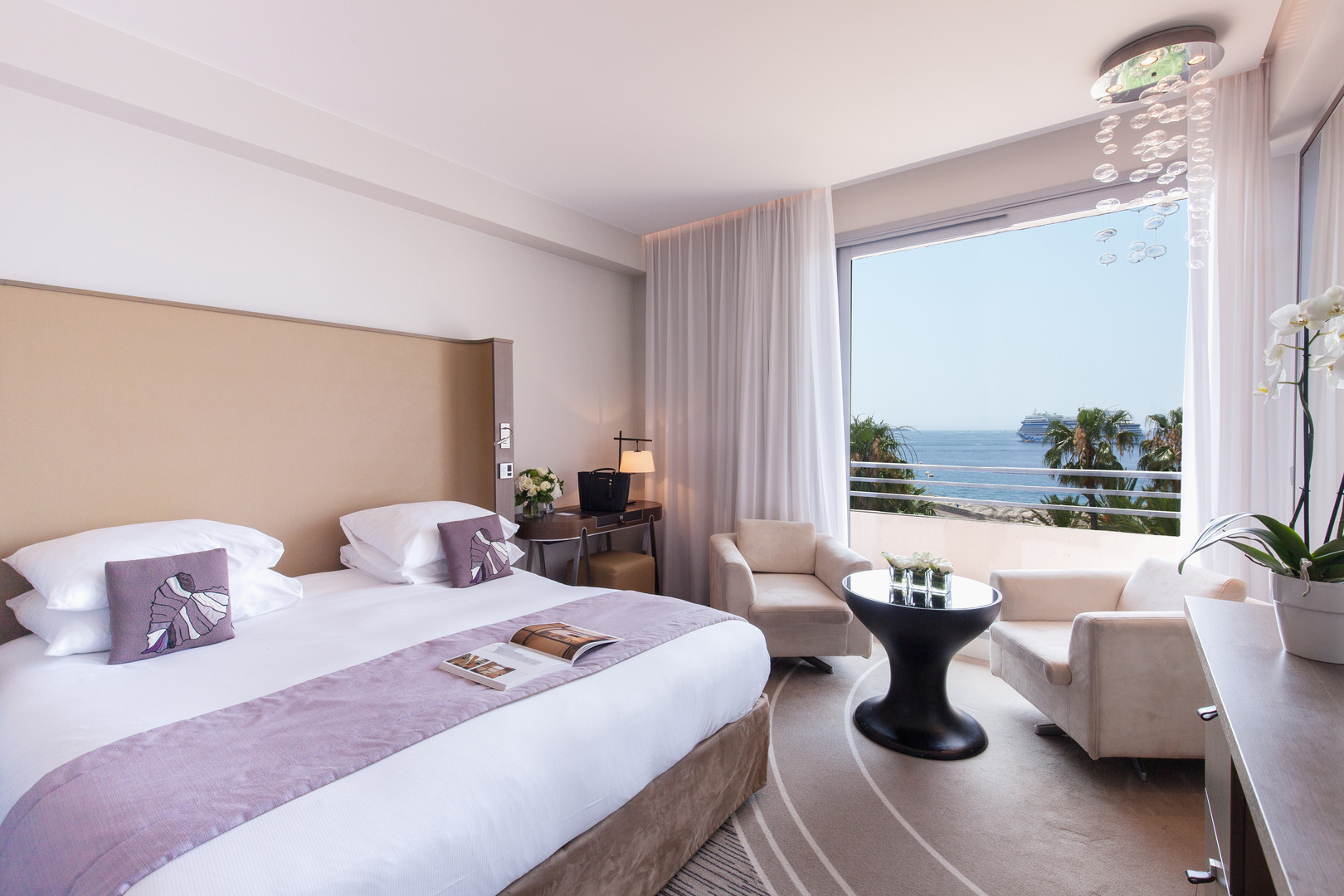 Radisson Blu 1835 Hotel & Thalasso - Deluxe Vue Mer