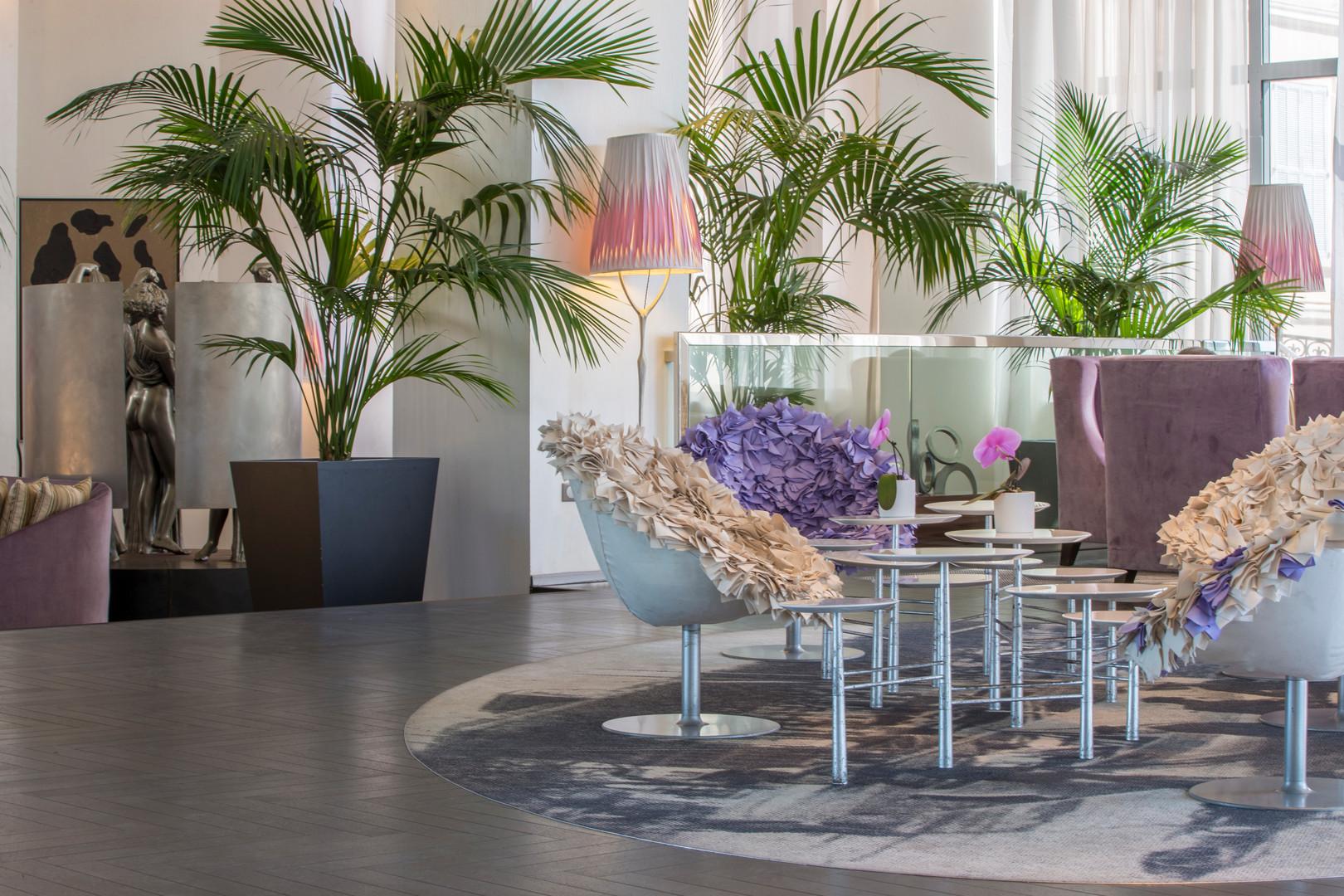 Radisson Blu 1835 Hotel & Thalasso - Lobby