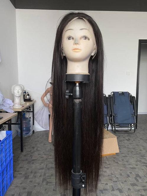 30'' 5x5 Transparent Lace Wig