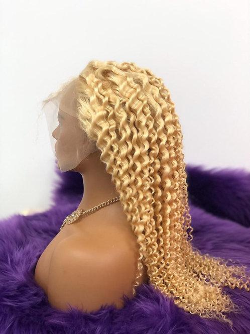 28'' 5x5 Transparent Lace Wig