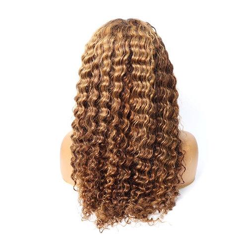 26'' 5x5 Transparent Lace Wig