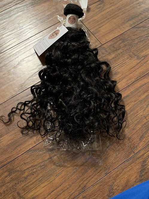 18 inch Italian Curly