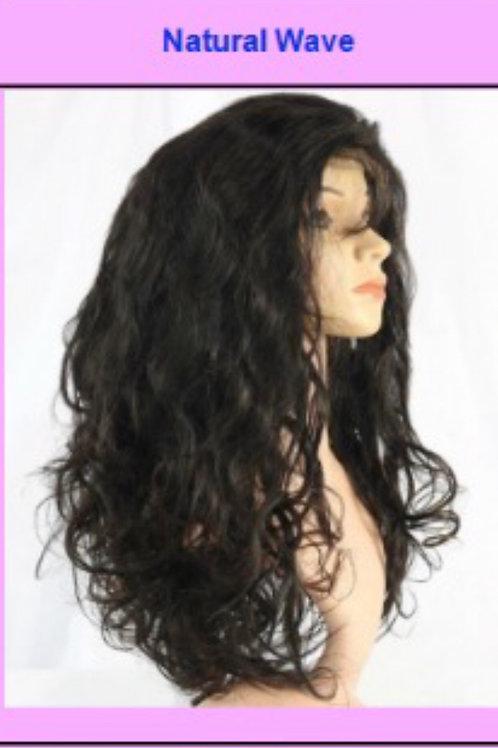 22'' Transparent Lace Wig