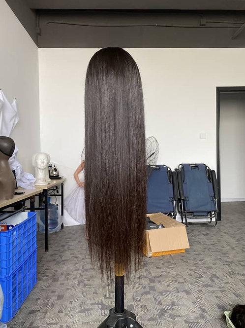 22'' 5x5 Transparent Lace Wig