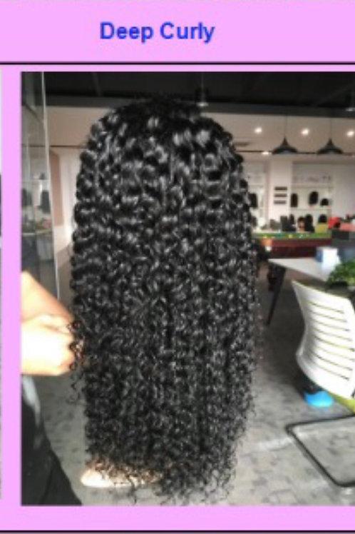 30'' 4X4 HD Lace Wig