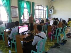 Training at West Yangon, Dec 2017 18