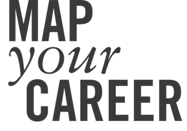 Map Your Career header