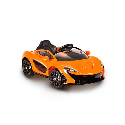 麥拉倫McLaren P1