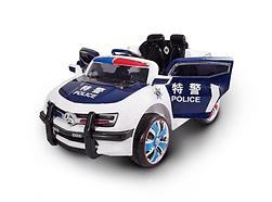 兒童電動警車