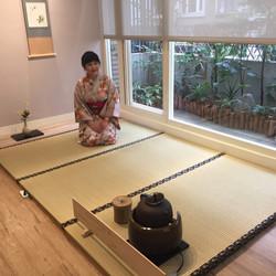 《京都.茶室名庭巡禮》作者鄭亞拿小姐