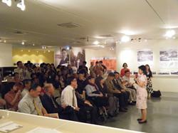 歷史博物館漢寶德八十回顧展發表會
