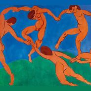Henri Matisse's The Dance