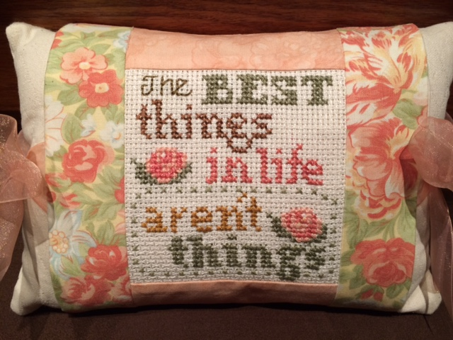 Best Things Custom Pillow