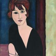 Modigliani's Madame Reynouard