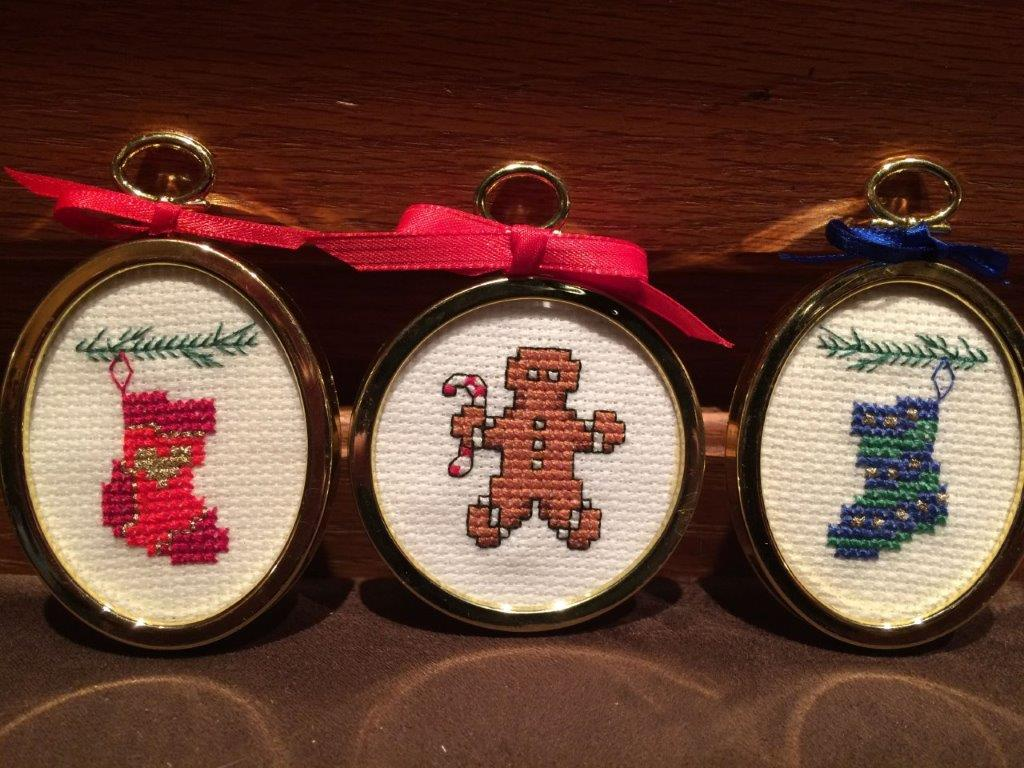 Small Christmas Ornaments