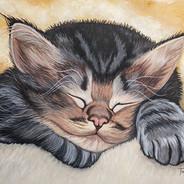 Imani Sleeping