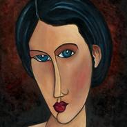 Modigliani's Donna