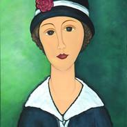My Modigliani Girl