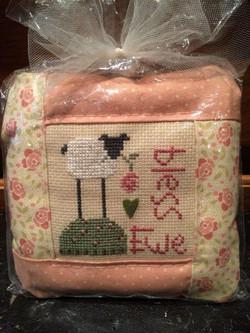 Pillow ~ Bless Ewe