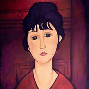 Modigliani's Head of a Young Girl
