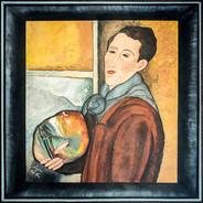Modigliani's Self Portrait