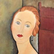 Modigliani's Portrait of Germaine