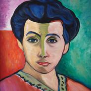 Henri Matisse's Madame Matisse