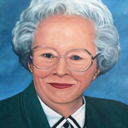 Portrait of Ms. G