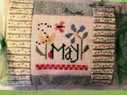 Pillow ~ May