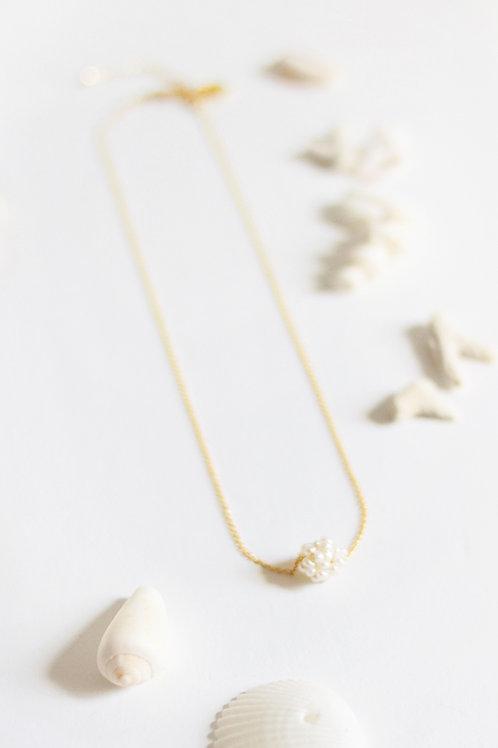 Collar Mini-Pearls