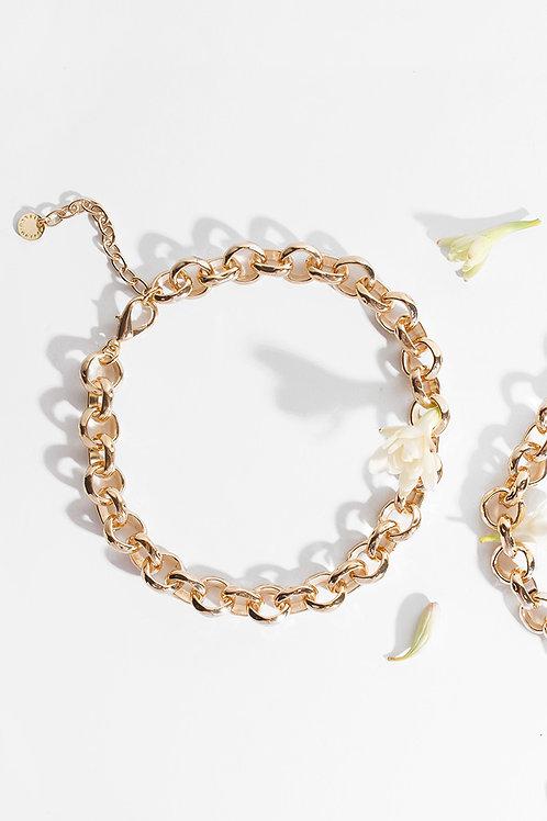Collar Ainoha · Cadena Luxe